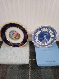 2 X plates
