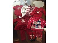 Baby Christmas clothes (age 3-6 months)