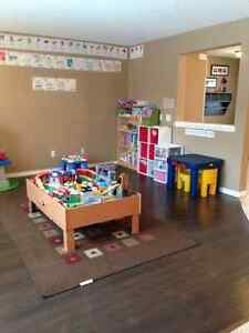 Dayhome space available! Strathcona County Edmonton Area image 2