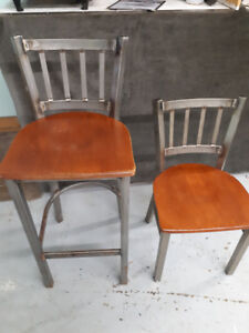 NEW & USED HIGH & LOW CHAIRS