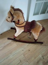 Rocking horse for kids