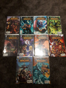 Comics - World of Warcraft #1-#10