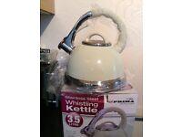 Whistling kettle New