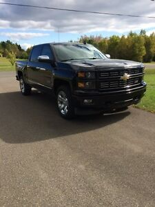 2015 Silverado Z71 appearance package