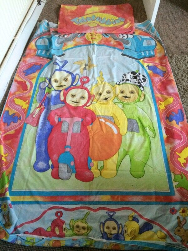 Teletubbies Single Duvet Cover In Swansea Gumtree
