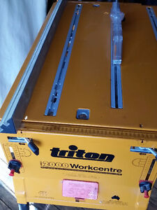 TRITON WORKCENTRE SYSTEM Series 2000 - AS NEW