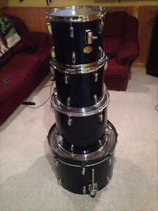 DEAL----->  Tama Swingstar 4-Piece Drum Shell Pack St. John's Newfoundland image 1