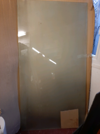 Frosted Glass Table Top