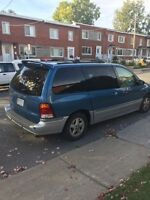 Ford windstar 2003 cuir