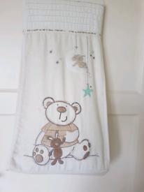 I love my bear nappy bag