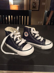 Baby Converse shoes - size 4