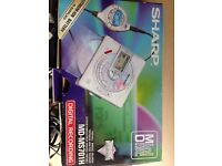 Mini disk player