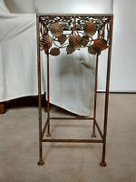 Metal Plant Stand or Small End Table