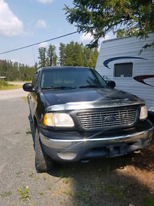 2001 Ford f150 5.4l Triton parts of fix up