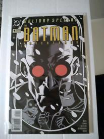 DC Batman Adventures Holiday Special #1