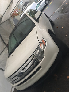 2010 Ford Edge limited SUV, less than 140,000km