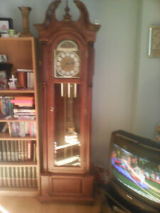 Westminster grandfather clock London Ontario image 2