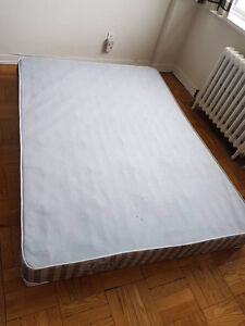 Box Spring [for a Double Bed]