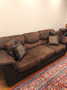 Mint condition couch set for sale!