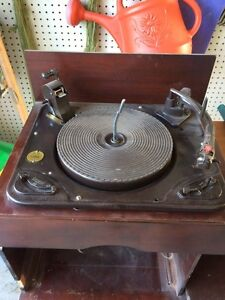 Vintage garrard rc 88 turntable