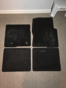 F-150 Carpeted Mats