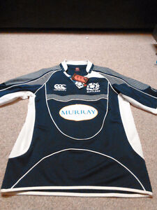 NEW Canterbury of New Zealand Scottish Rugby Jersey London Ontario image 2