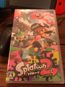 Splatoon 2 (Japanese Version) [Trade/Swap]