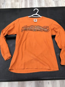 Harley Davidson Long Sleeve T-shirt collection