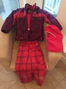 Jupa Winter Jacket and Snow Pants