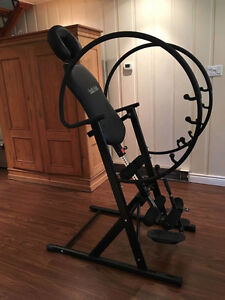 PRO MAX INVERSION TABLE - for back pain - great condition