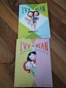 Ivy + Bean books