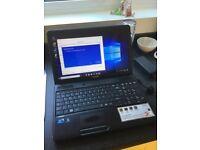 Clean Toshiba Laptop