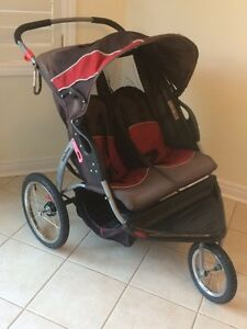 Baby Trend expedition  jogger  Double stroller