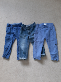 Age 2-3 trousers