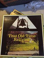 That old time Religion readers digest boxed records
