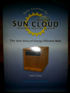 Infrared heating system Sun Cloud