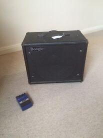 Mesa Boogie 1x12 cab amp guitar speaker