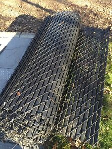 20' Chain Link Fence