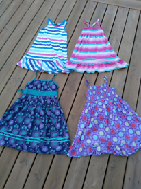 Summer dress bundle. 5/6 yrs