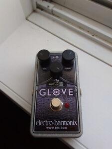 Electro harmonix glove overdrive