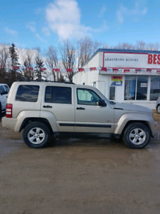 2010 Jeep Liberty 4x4 Sport North Edition