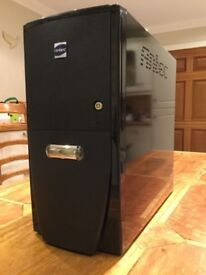 Custom gaming PC, AMD quad core 3.8ghz, HD 5770
