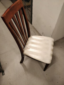 Misc. Furniture for sale (Table, chair, tv stand, tv and more)