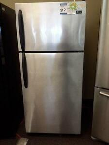 *** USED *** FRIGIDAIRE 17 CU. FT REFRIGERATOR   S/N:BA41608003   #STORE905