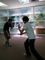 Knife Defence Class starting in October