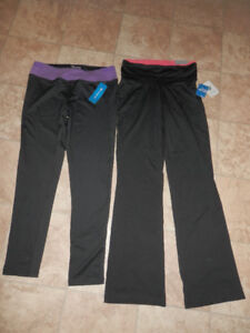 Brand new tops and bottoms (10 active wear items)