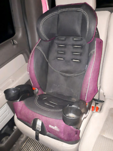 Evenflo high back Booster seats for sale