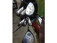Golf Clubs - Complete set , bag & trolley