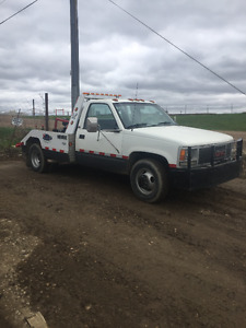 For sale 1991 GMC Tow Truck