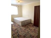 Very very spacious room in Leyton(central line) in 3 bed flat. Very close to Stratford!All bills inc